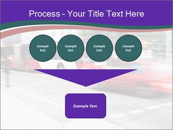 City traffic PowerPoint Template - Slide 93