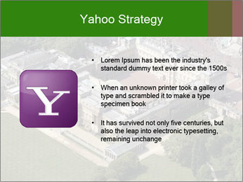 Aerial view PowerPoint Templates - Slide 11