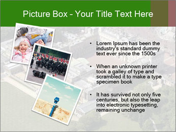 Aerial view PowerPoint Templates - Slide 17