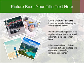 Aerial view PowerPoint Templates - Slide 23