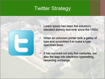 Aerial view PowerPoint Templates - Slide 9