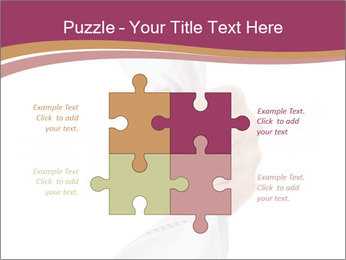 Hand Squeezing Paper PowerPoint Template - Slide 43