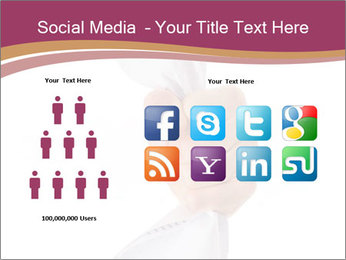 Hand Squeezing Paper PowerPoint Template - Slide 5