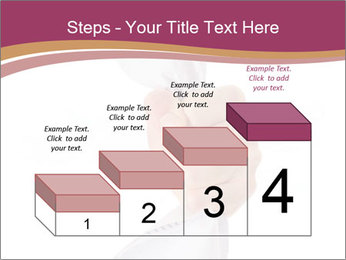 Hand Squeezing Paper PowerPoint Template - Slide 64