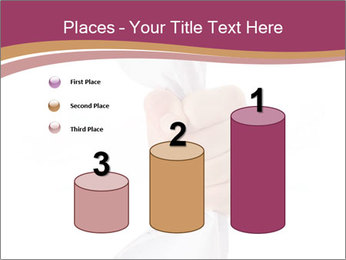 Hand Squeezing Paper PowerPoint Template - Slide 65