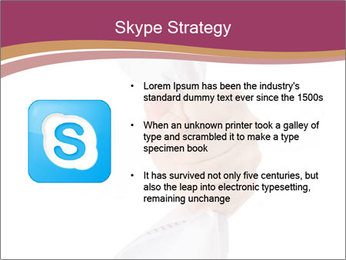 Hand Squeezing Paper PowerPoint Template - Slide 8