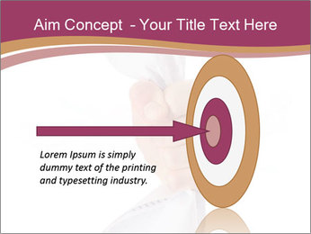 Hand Squeezing Paper PowerPoint Template - Slide 83