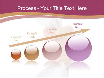 Hand Squeezing Paper PowerPoint Template - Slide 87