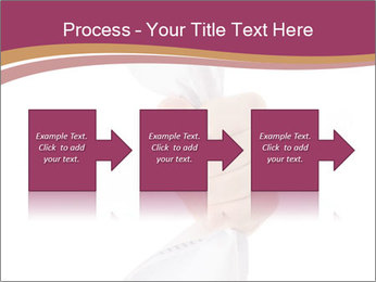 Hand Squeezing Paper PowerPoint Template - Slide 88