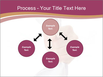 Hand Squeezing Paper PowerPoint Template - Slide 91