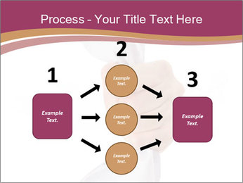 Hand Squeezing Paper PowerPoint Template - Slide 92