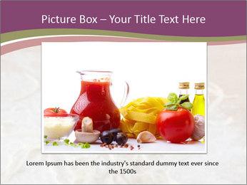 Fresh italian pasta PowerPoint Templates - Slide 15