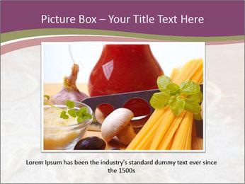 Fresh italian pasta PowerPoint Templates - Slide 16