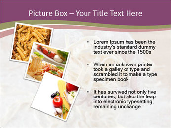 Fresh italian pasta PowerPoint Templates - Slide 17