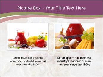 Fresh italian pasta PowerPoint Templates - Slide 18