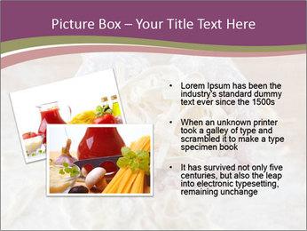 Fresh italian pasta PowerPoint Templates - Slide 20
