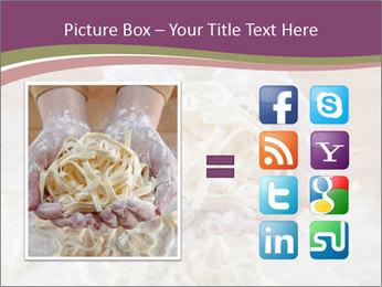 Fresh italian pasta PowerPoint Templates - Slide 21