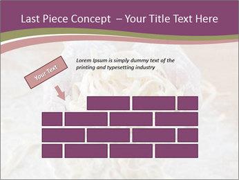 Fresh italian pasta PowerPoint Templates - Slide 46