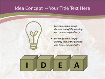 Fresh italian pasta PowerPoint Templates - Slide 80