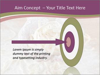 Fresh italian pasta PowerPoint Templates - Slide 83