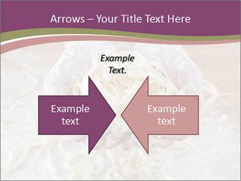 Fresh italian pasta PowerPoint Templates - Slide 90