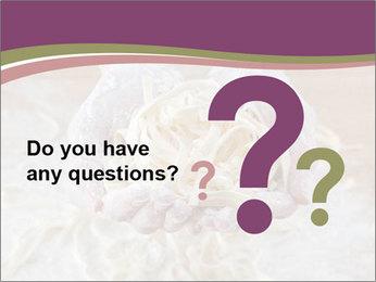 Fresh italian pasta PowerPoint Templates - Slide 96