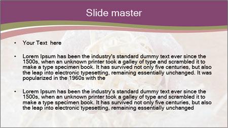 Fresh italian pasta PowerPoint Template - Slide 2