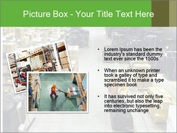 Worker in motion PowerPoint Templates - Slide 20