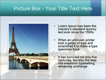 Eiffel tower PowerPoint Template - Slide 13