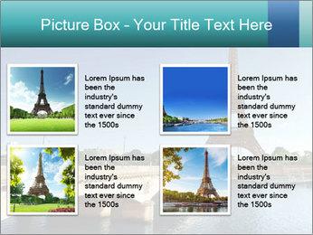 Eiffel tower PowerPoint Template - Slide 14