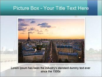 Eiffel tower PowerPoint Template - Slide 15