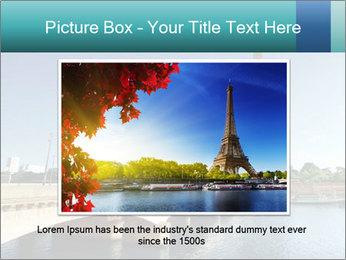 Eiffel tower PowerPoint Template - Slide 16
