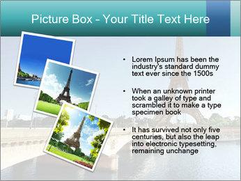 Eiffel tower PowerPoint Template - Slide 17