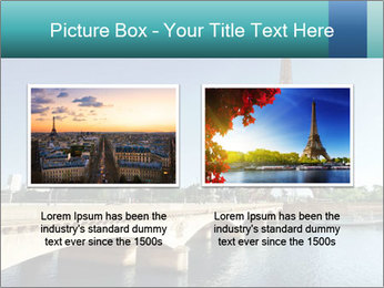 Eiffel tower PowerPoint Template - Slide 18