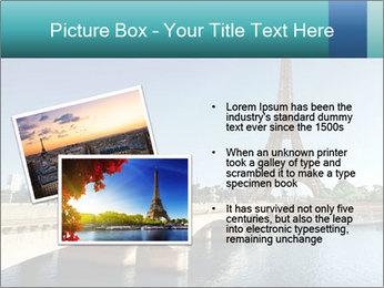 Eiffel tower PowerPoint Template - Slide 20