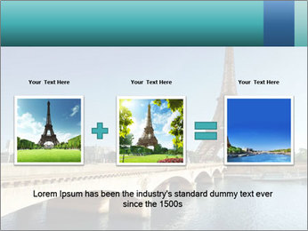 Eiffel tower PowerPoint Template - Slide 22