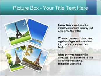 Eiffel tower PowerPoint Template - Slide 23