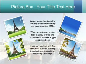 Eiffel tower PowerPoint Template - Slide 24
