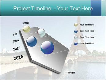 Eiffel tower PowerPoint Template - Slide 26