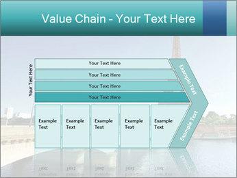 Eiffel tower PowerPoint Template - Slide 27
