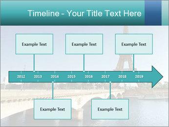 Eiffel tower PowerPoint Template - Slide 28