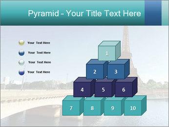 Eiffel tower PowerPoint Template - Slide 31