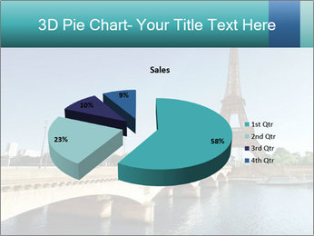 Eiffel tower PowerPoint Template - Slide 35