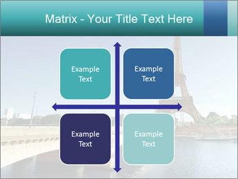Eiffel tower PowerPoint Template - Slide 37