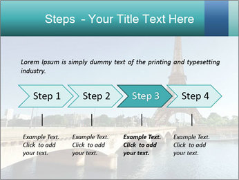 Eiffel tower PowerPoint Template - Slide 4