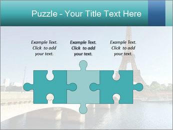 Eiffel tower PowerPoint Template - Slide 42
