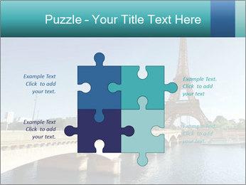 Eiffel tower PowerPoint Template - Slide 43