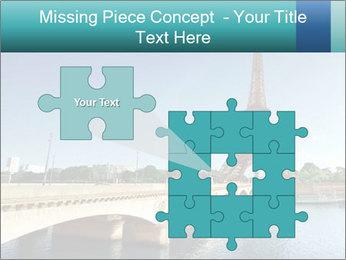Eiffel tower PowerPoint Template - Slide 45