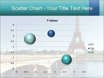 Eiffel tower PowerPoint Template - Slide 49