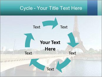 Eiffel tower PowerPoint Template - Slide 62